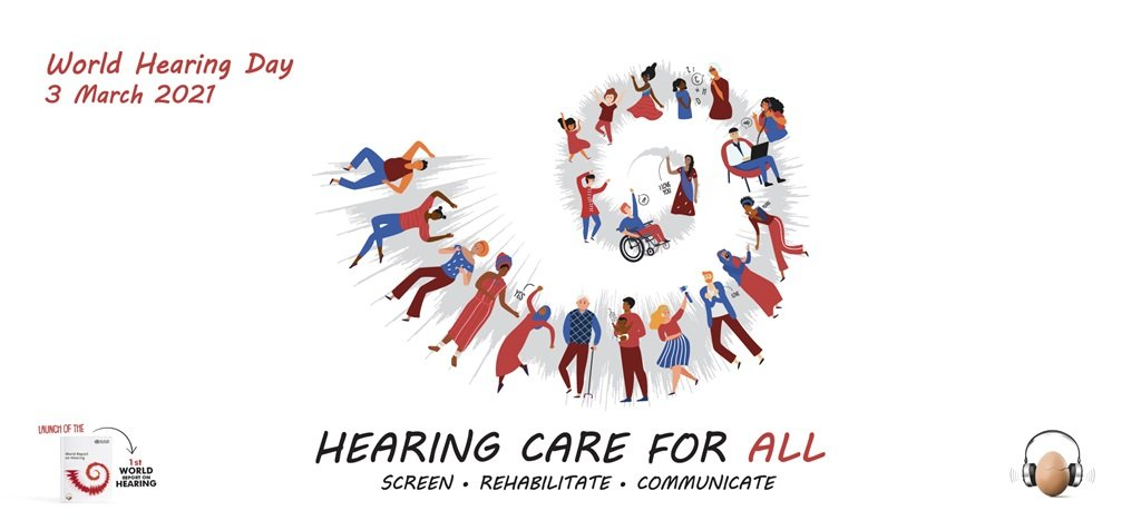 World Hearing Day, March 3 2021
