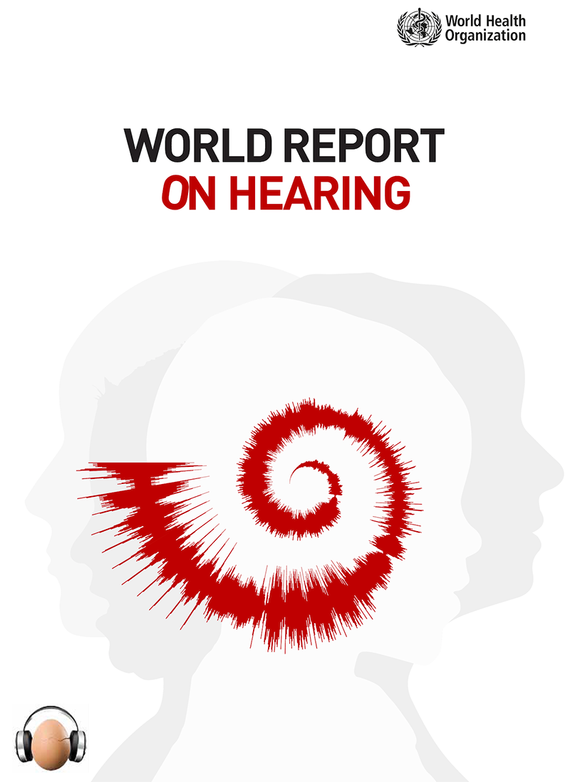 World Hearing Report – launch March 3 2021
