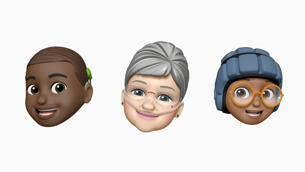 EURO-CIU welcomes new Apple Memoji depicting a Cochlear Implant user