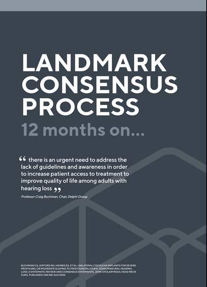 Anniversary of the International Consensus Statements!